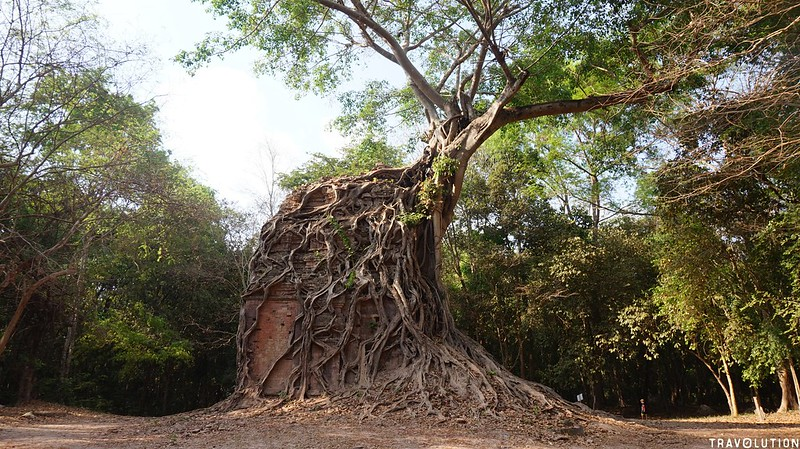 Prasat Daem Chrei Temple, Sambor Prei Kuk