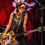 Tue, 08/05/2018 - 5:14pm - Belly (Tanya Donelly, Gail Greenwood, Thomas Gorman and Chris Gorman) is back in 2018, performing at Rockwood Music Hall in New York City and on WFUV Public Radio. 5/8/18 Photo by Gus Philippas