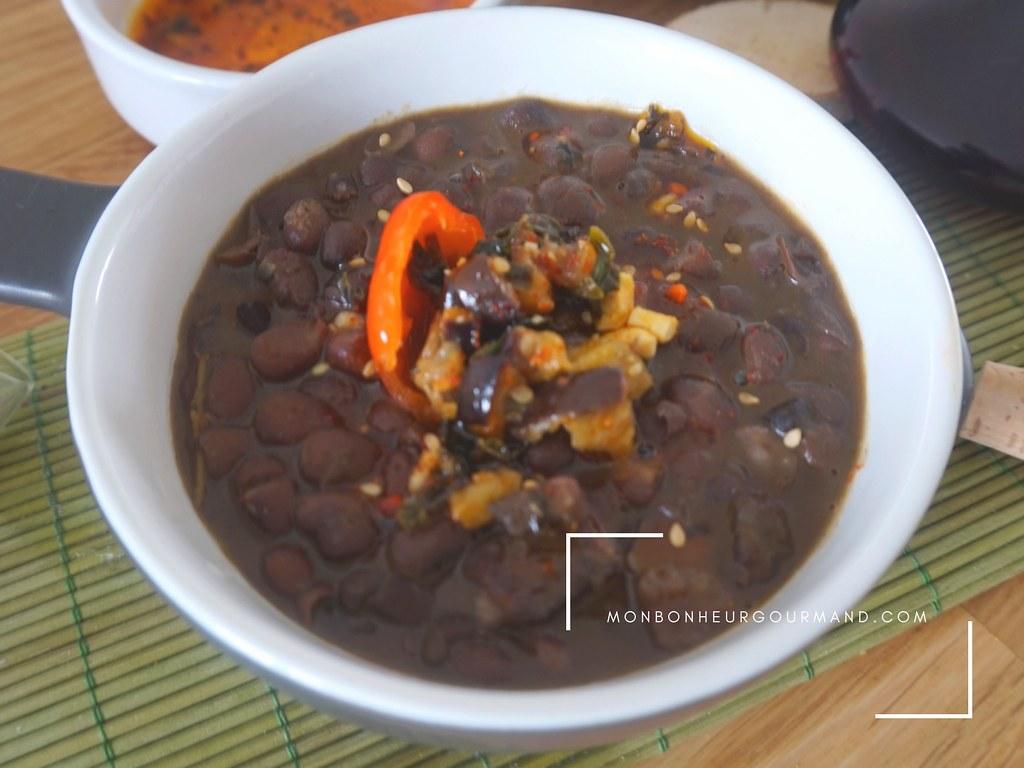 curry de haricots rouges 1