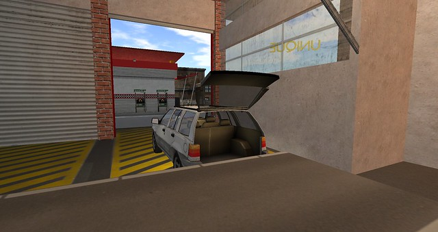 The Ignee Tomahawk are just Released in SL!. Unloading Cargo...
