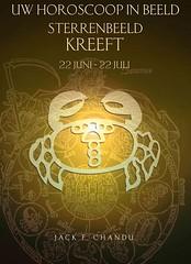 Uw horoscoop in beeld: sterrenbeeld Kreeft