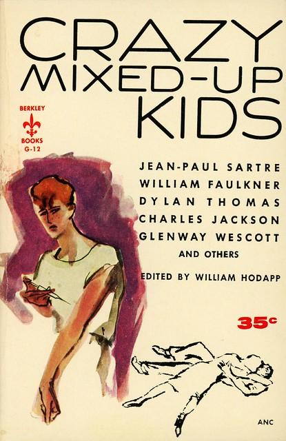 Berkley Books G-12 - William Hodapp - Crazy Mixed-Up Kids