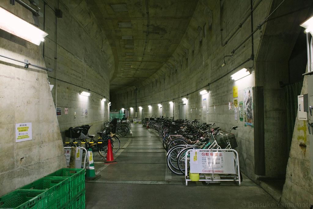 台東区立鶯谷第5自転車駐輪場