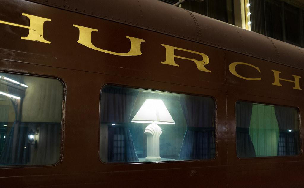 Church Train; Las Vegas