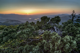 Views from Cascade-Siskiyou National Monument -- sunset | by BLMOregon