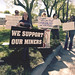Information Pickets of Wives of Stillwater Miners