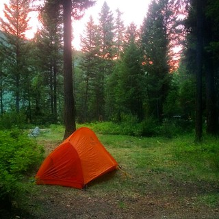 Campsite | by red alder ranch