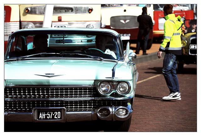 Cadillac Coupe de Ville / 1959