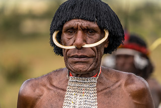 Portrait of The Papuan | by tehhanlin