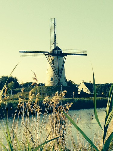 WindMill_Bruges