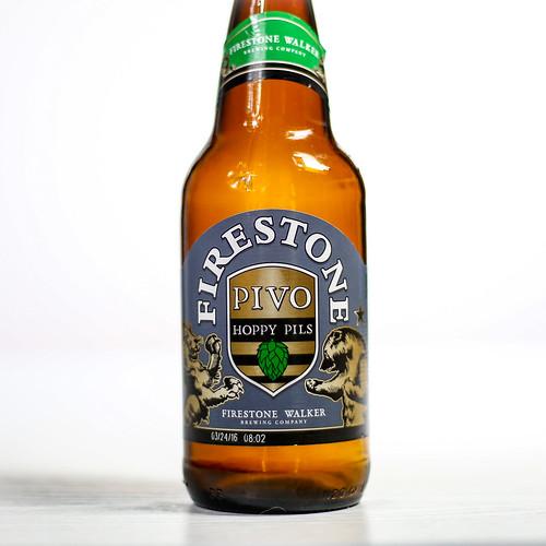 Pilsner Showdown Beers - Firestone Walker Brewing Company - Pivo Pils | by fourbrewers