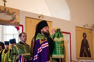 Всенощное бдение в Антониевом монастыре 110