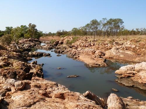 Valentine Springs via Kununurra, Western Australia