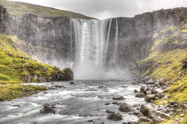 Way to Seydisfjordur