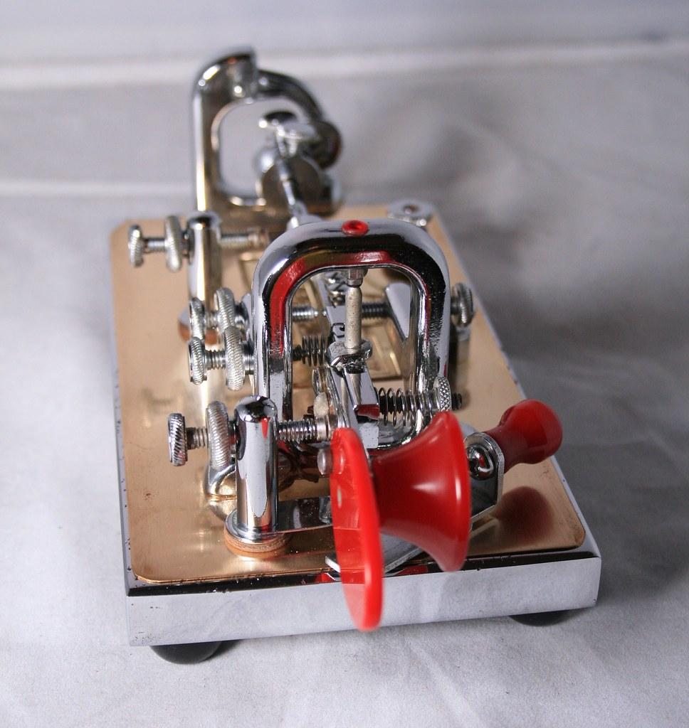Vibroplex Presentation 1951 SN 173037 Restored | Operator's
