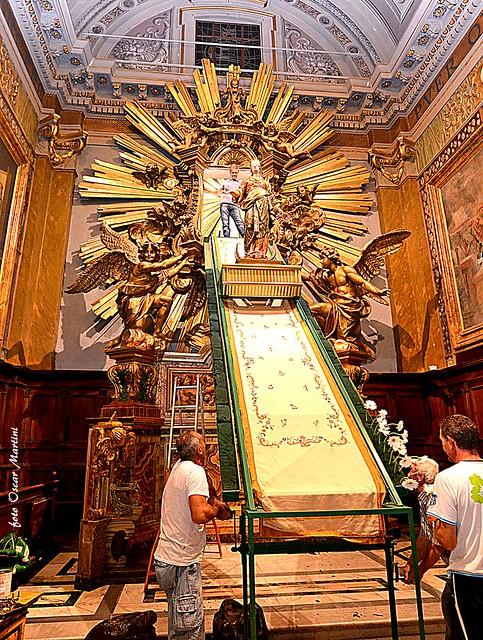 Grotte di Castro i 400 anni della discesa della Madonna del Suffragio