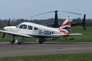 G-ODAK Wycombe Air Park 18 April 2015 | by ACW367