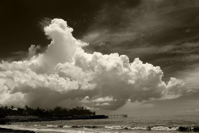 Nightcliff Beach, Darwin