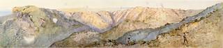 'Looking north over Shrapnel Gully', Gallipoli 1915