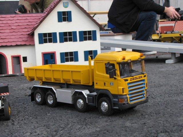 Einweihung des Ziegler Betonmischwerk am 12.09.2009