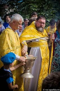 Литургия в Ильинском соборе 680