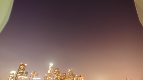 ISS Over Downtown LA | by abatecolasan