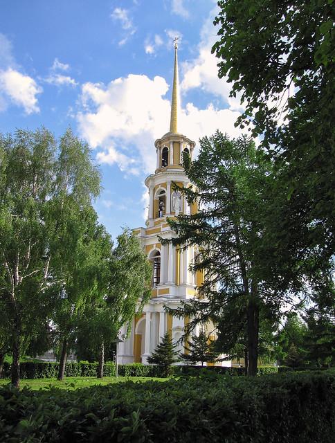 Solotcha monastery Ryazan