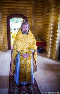 Освящение храма в Кремле 37