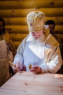 Освящение храма в Кремле 110