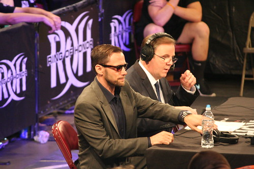 Nigel McGuinness & Kevin Kelly | by MikeKalasnik