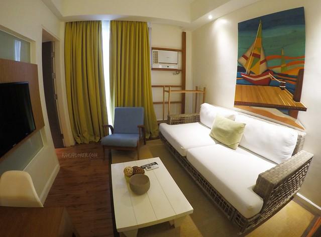 ferra hotel one bed loft
