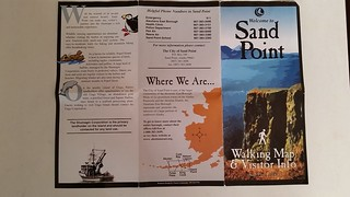 Sand Point welcome | by Sailing P & G