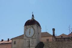 Trogir: Toranj gradskog sata