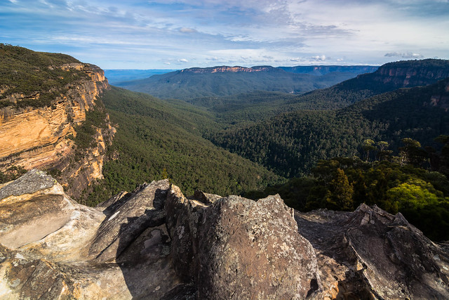 Wentworth Falls, Blue Mountains NSW