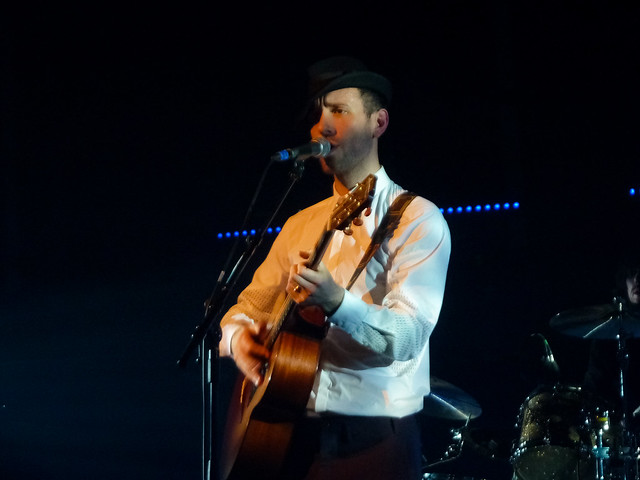 Charlie Winston - La Gaîté Lyrique, Paris (2014)