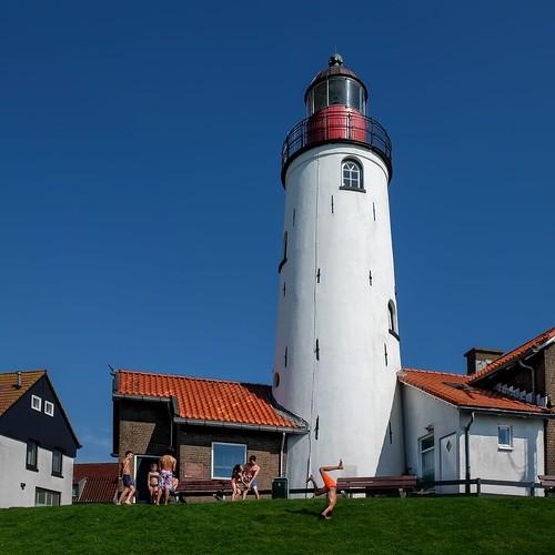 Lighthouse, Urk, The Netherlands