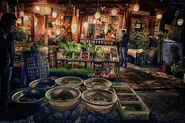 Lijiang Night Market