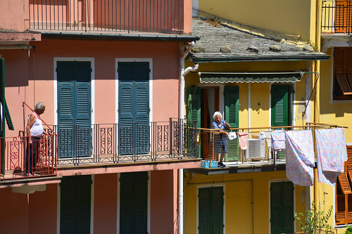 Via Discovolo, Manarola, Cinque Terre, Liguria | by lacafferata