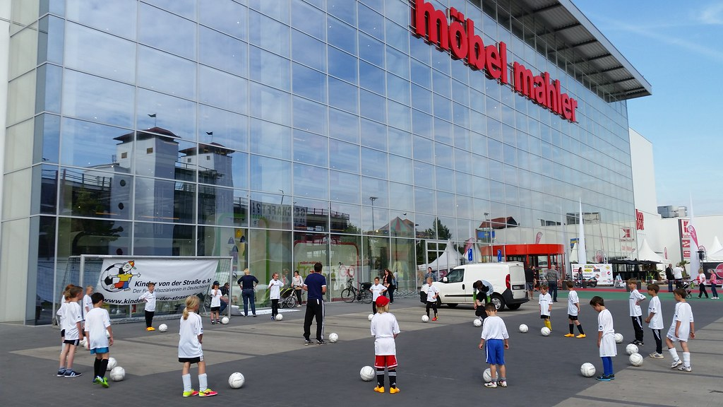 Fussballtage Sponsored By Mobel Mahler Aktion Fussballtag E V