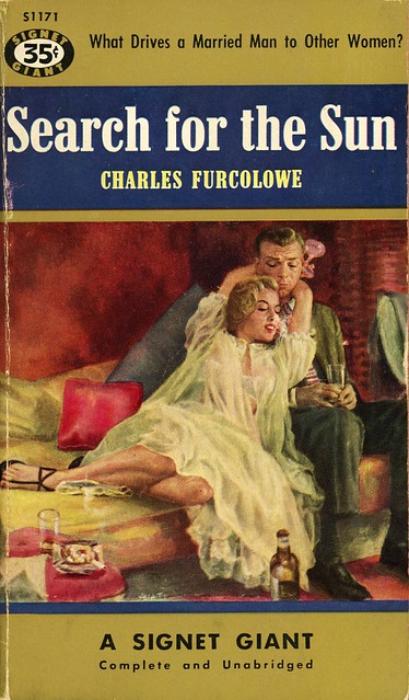 Signet Books S1171 - Charles Furcolowe - Search for the Sun