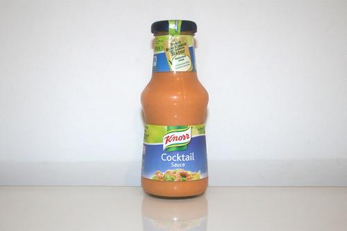 04 - Zutat Cocktailsauce / Ingredient cocktail sauce