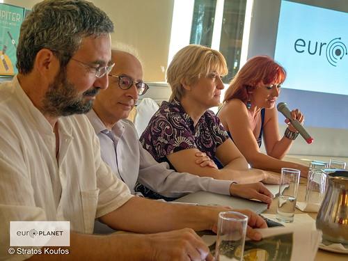 Juno Public Event, Athens 2016