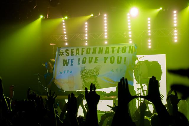 Galantis : European Headline Tour 2016 - Le Trabendo, Paris (2016)