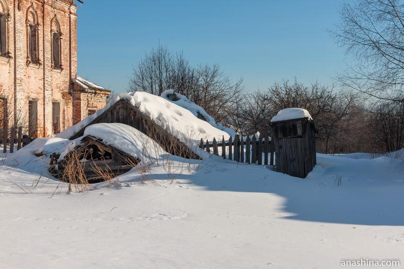 Воскресенский монастырь,Солигалич