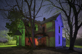 Abandoned Home RGB | by Notley Hawkins