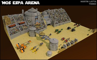 Star Wars: Mos Espa Arena | by thire5