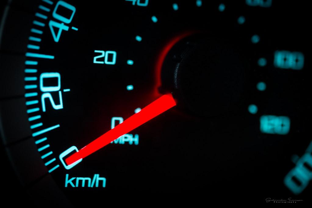 Speedometer | Macro Mondays theme transportation  | Guðmundur