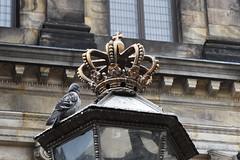 Lantaarn met kroon
