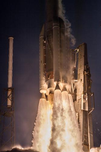 Liftoff! Atlas V AFSPC-11   by United Launch Alliance