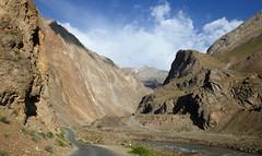 Badakhshan (Tajikistan/Afghanistan) - Mountain road